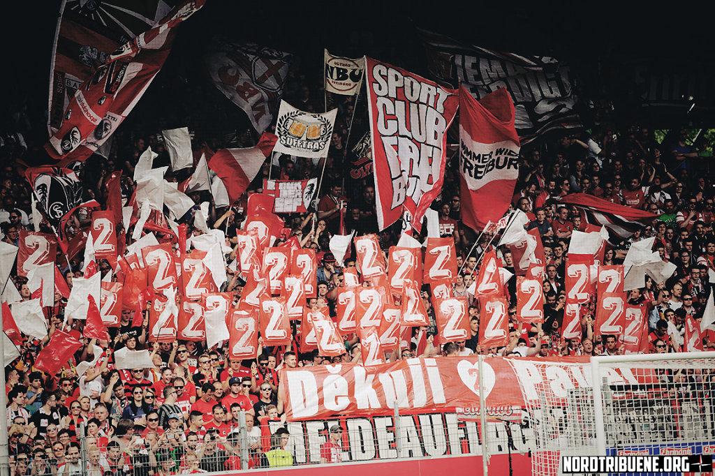 SC Freiburg - Bayern München (2:1) / 33. Spieltag, 1. Bundesliga