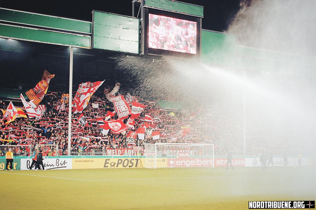 SC Freiburg - 1.FC Köln (2:1) / Achtelfinale, DFB-Pokal
