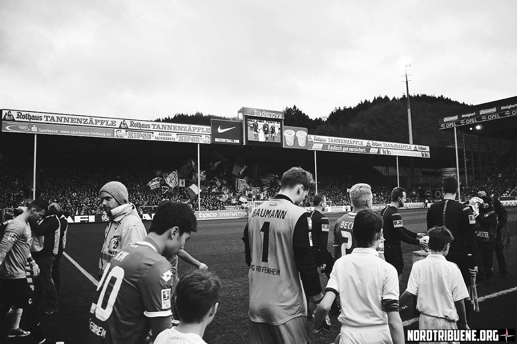 SC Freiburg - Hoffenheim (1:1) / 22. Spieltag, 1. Bundesliga
