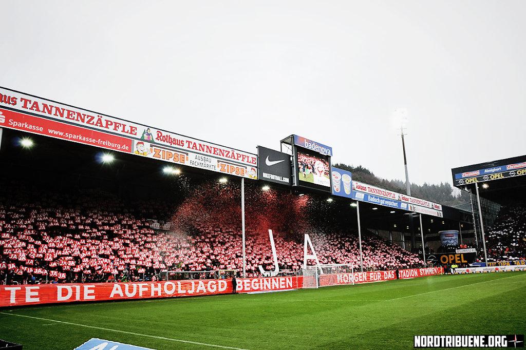 SC Freiburg - Eintracht Frankfurt (4:1) / 18. Spieltag, 1. Bundesliga
