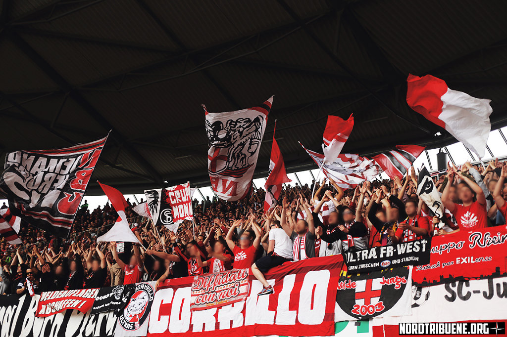 Hannover 96 - SC Freiburg (2:1) / 34. Spieltag, 1. Bundesliga