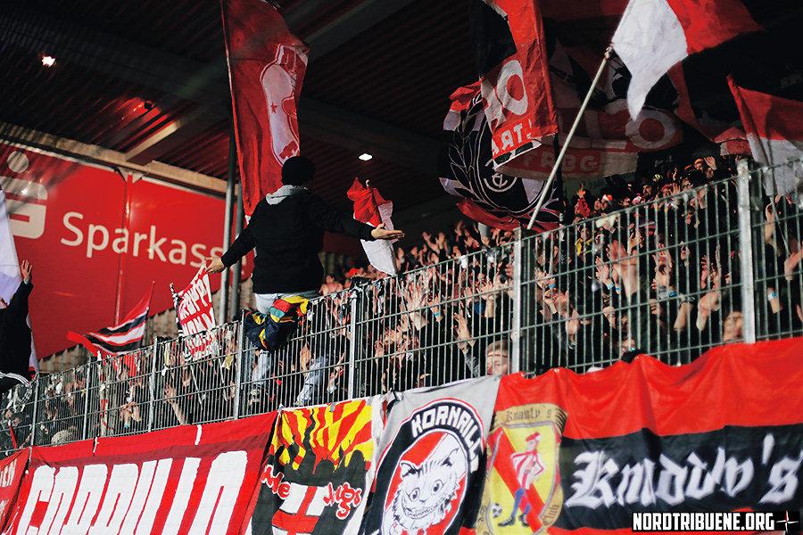 FC Heidenheim - SC Freiburg (1:2) / 16. Spieltag, 2. Bundesliga
