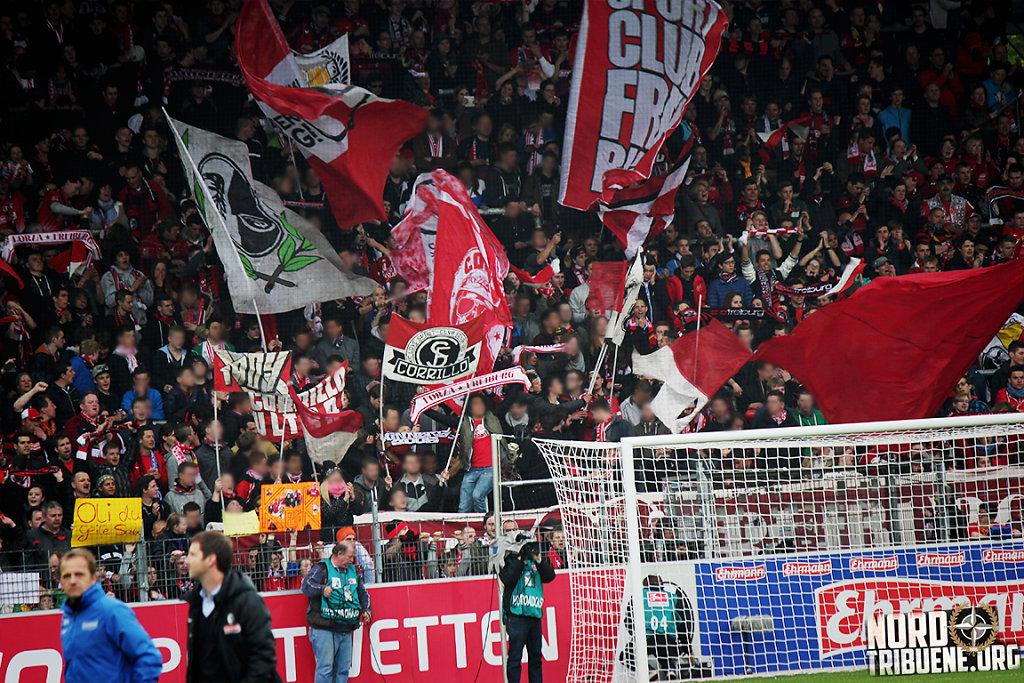 SC Freiburg - Borussia Mönchengladbach (4:2) / 31. Spieltag, 1. Bundesliga