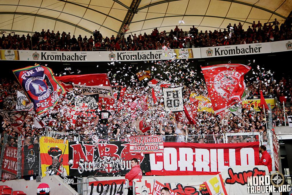 VfB Stuttgart - SC Freiburg (2:0) / 29. Spieltag, 1. Bundesliga