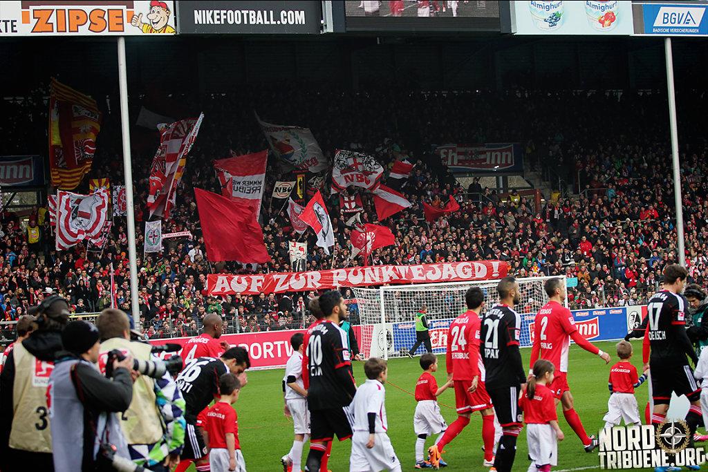 SC Freiburg - Bayer Leverkusen (3:2) / 18. Spieltag, 1. Bundesliga