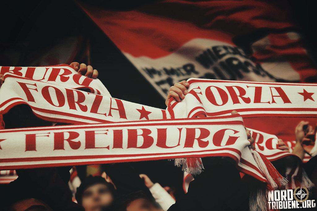 SC Freiburg - Hannover 96 (2:1) / 17. Spieltag, 1. Bundesliga