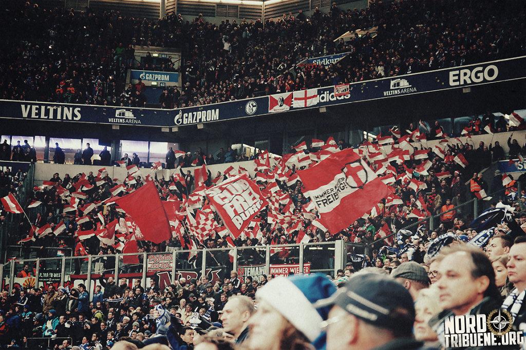 FC Schalke 04 - SC Freiburg (2:0) / 16. Spieltag, 1. Bundesliga
