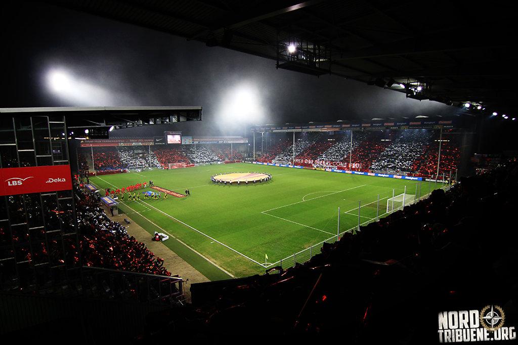 SC Freiburg - FC Sevilla (0:2) / 6. Spieltag, Europa League