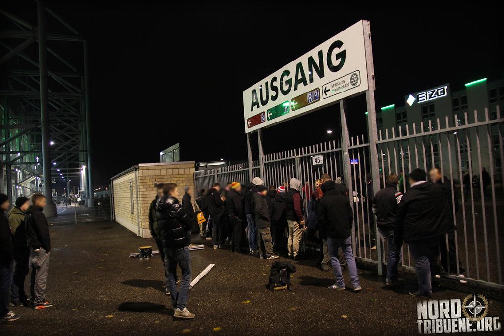 Borussia Mönchengladbach - SC Freiburg (1:0) / 14. Spieltag, 1. Bundesliga