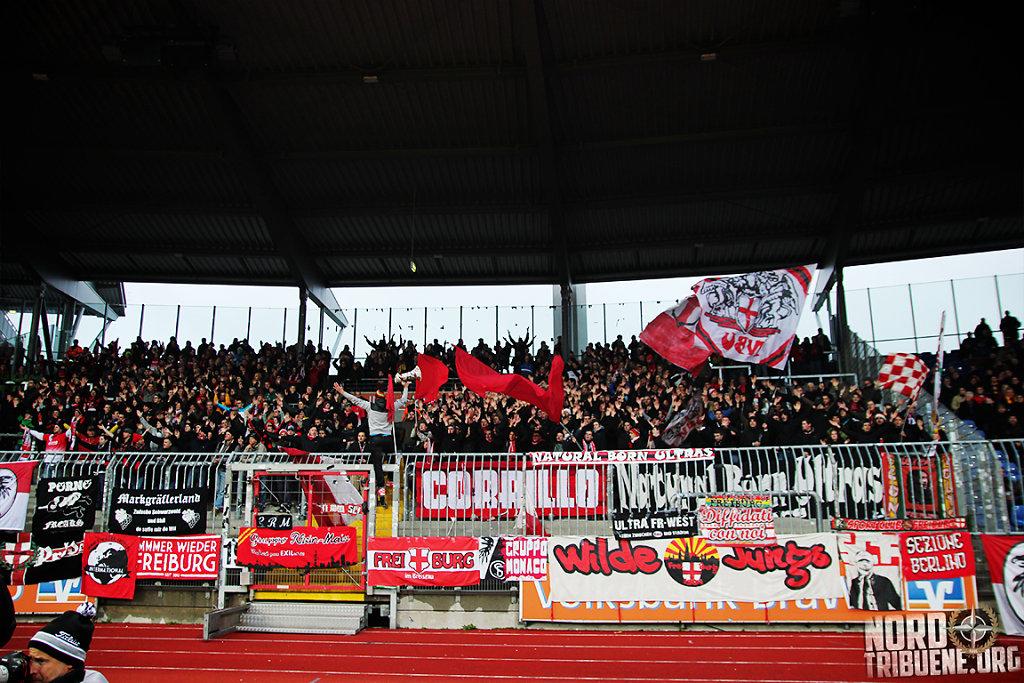 Eintracht Braunschweig - SC Freiburg (0:1) / 13. Spieltag, 1. Bundesliga