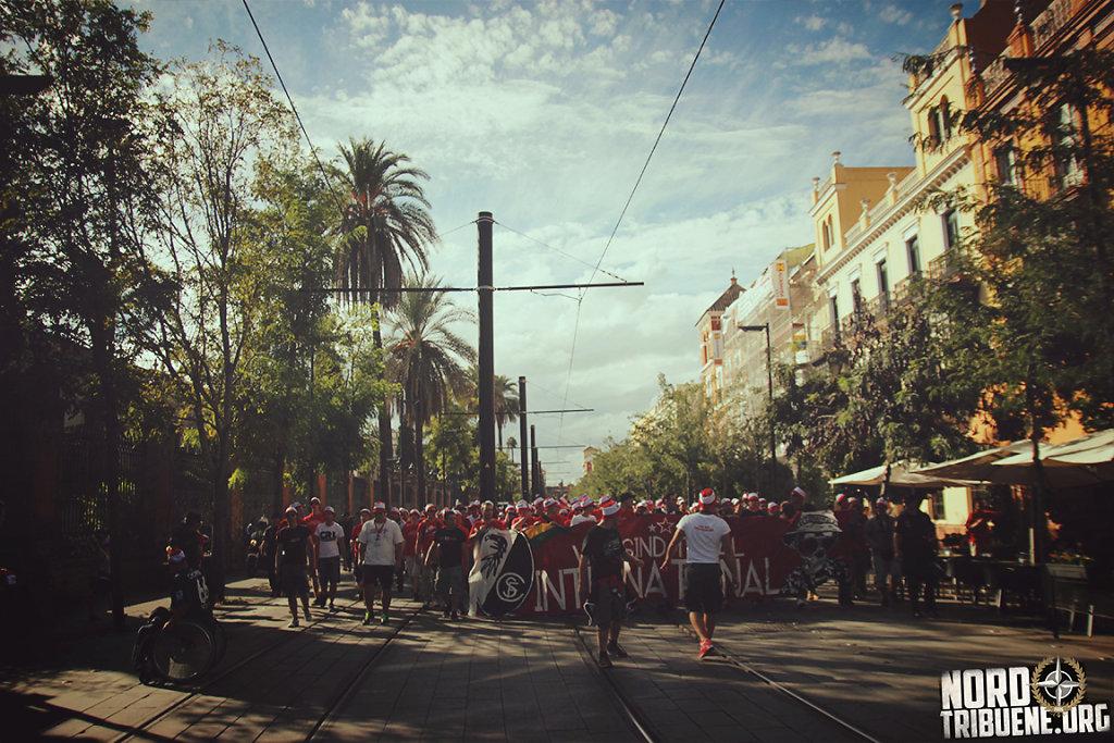 FC Sevilla - SC Freiburg (2:0) / 2. Spieltag, Europa League