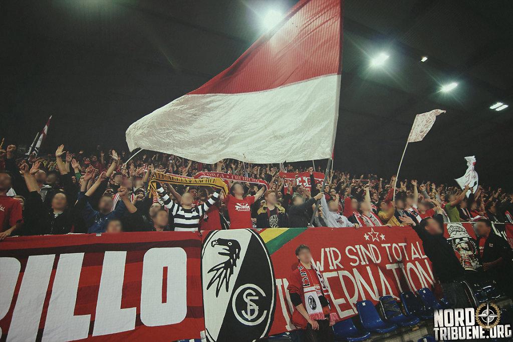 SC Freiburg - Slovan Liberec (2:2) / 1. Spieltag, Europa League