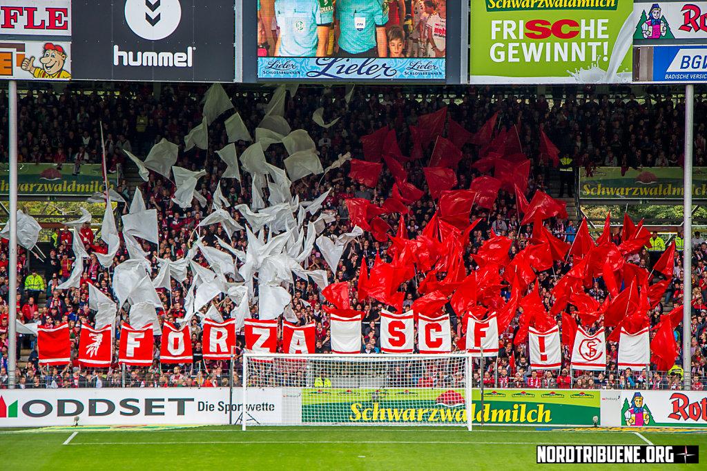 SC Freiburg - Borussia Dortmund (0:0) / 3. Spieltag, 1. Bundesliga