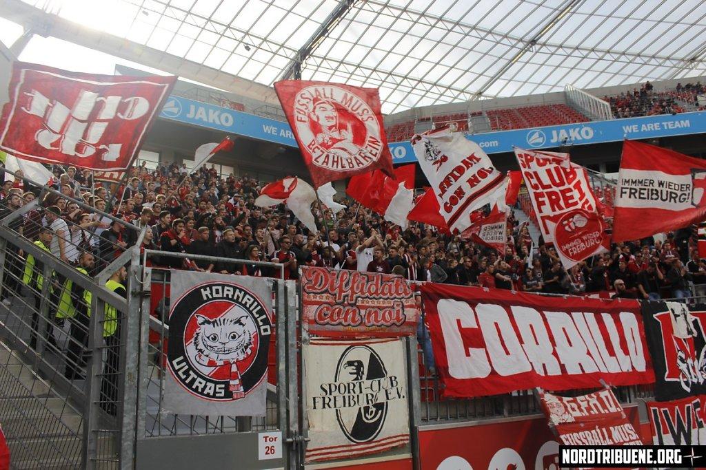 Bayer Leverkusen - SC Freiburg (4:0) 4. Spieltag, 1. Bundesliga