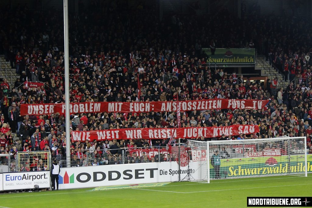 SC Freiburg - Hannover 96 (1:1) / 5. Spieltag, 1. Bundesliga 20.09.2017