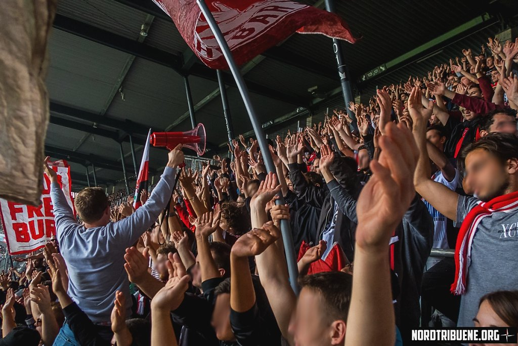 SV Werder Bremen - SC Freiburg (0:0) / 6. Spieltag, 1. Bundesliga 23.09.2017