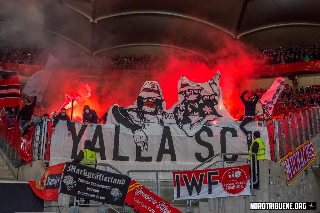 VFB Stuttgart - SC Freiburg (3:0) / 10. Spieltag, 1. Bundesliga 29.10.2017