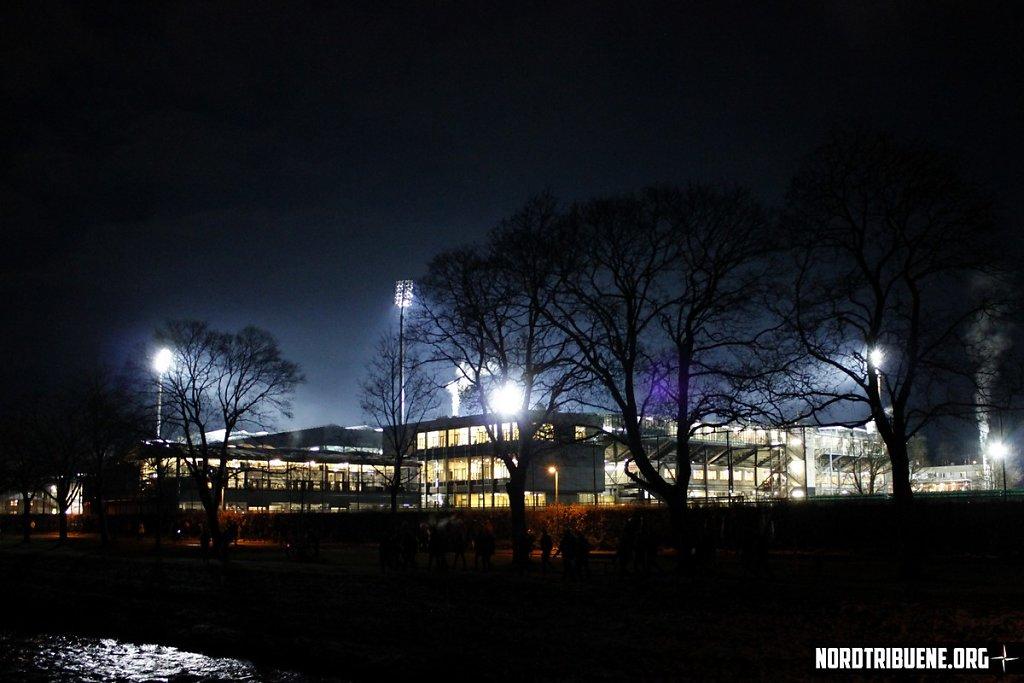 SC Freiburg - Hamburger SV (0:0) / 14. Spieltag 1. Bundesliga 01.12.2017