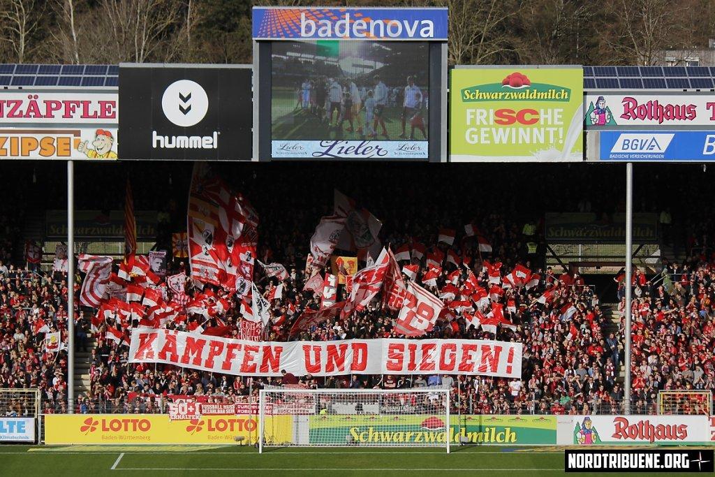 SC Freiburg - Augsburg (5:1) / 23. Spieltag, 1. Bundesliga