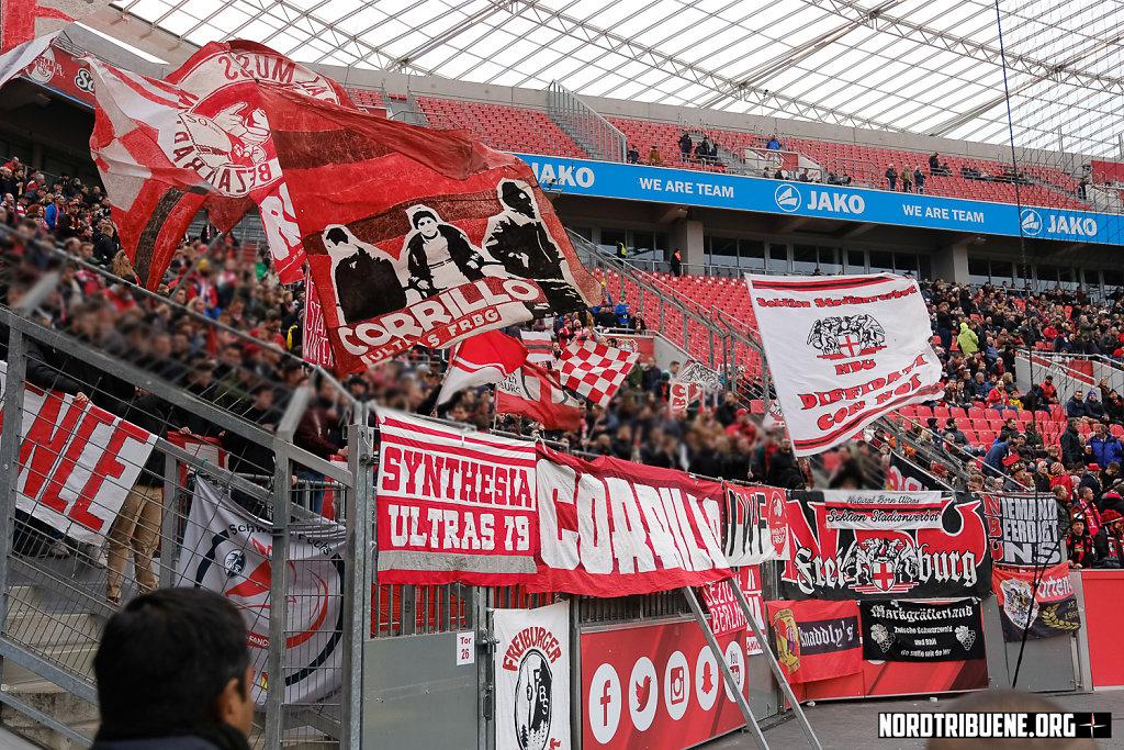 Leverkusen - SC Freiburg (2:0) / 24. Spieltag, 1. Bundesliga
