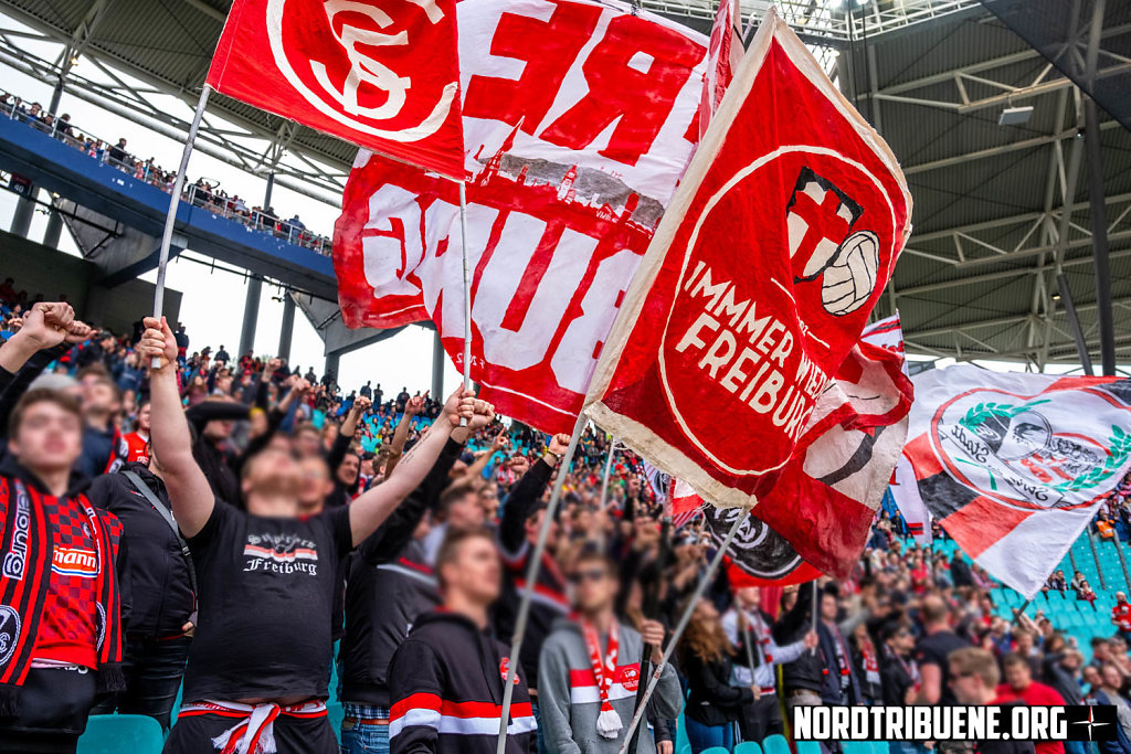 Leipzig - SC Freiburg (2:1) / 31. Spieltag, 1. Bundesliga
