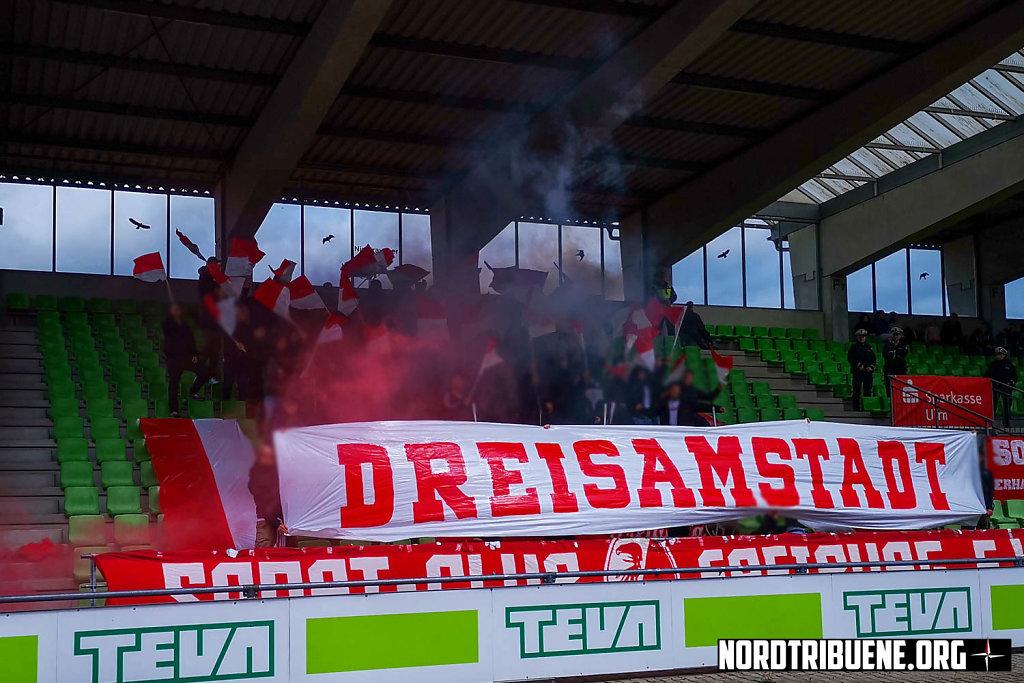 SSV Ulm 1846 - SC Freiburg II (0:0) / 31. Spieltag, Regionalliga Südwest